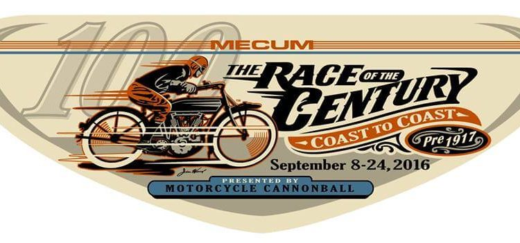 Motorcycle Cannonball 2016