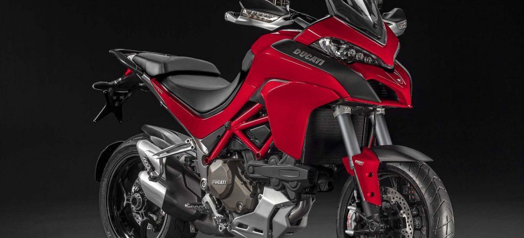 Ducati unveils its new Multistrada 1200