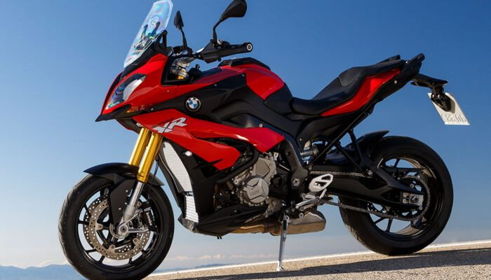sheer beauty 2017 bmw s 1000 xr first look and specs. Black Bedroom Furniture Sets. Home Design Ideas