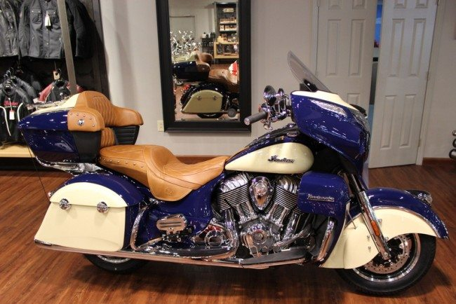 2016 Indian Road Master
