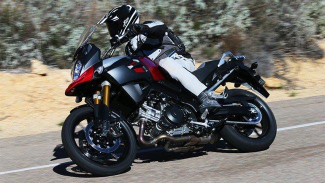 2016 Suzuki V Strom 1000 ABS Adventure