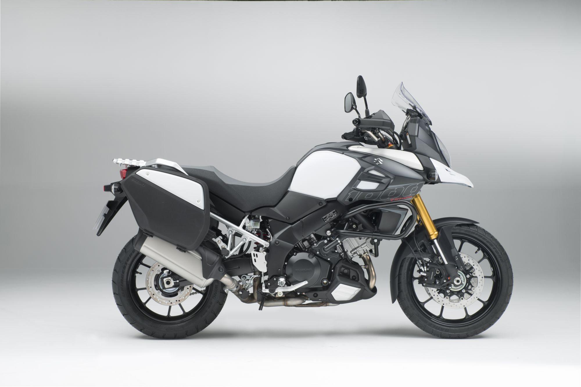 New Suzuki V-Strom 1000 & 1000XT - Bike Review