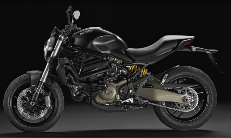 2016 Ducati Monster 821 Dark