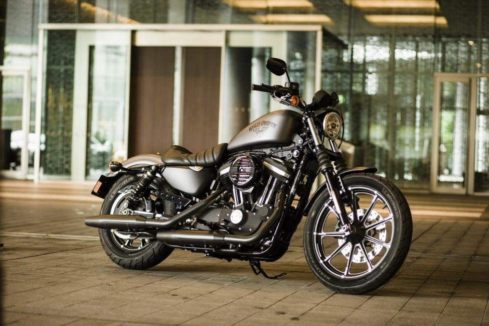 2016 Harley-Davidson Iron 883 featured