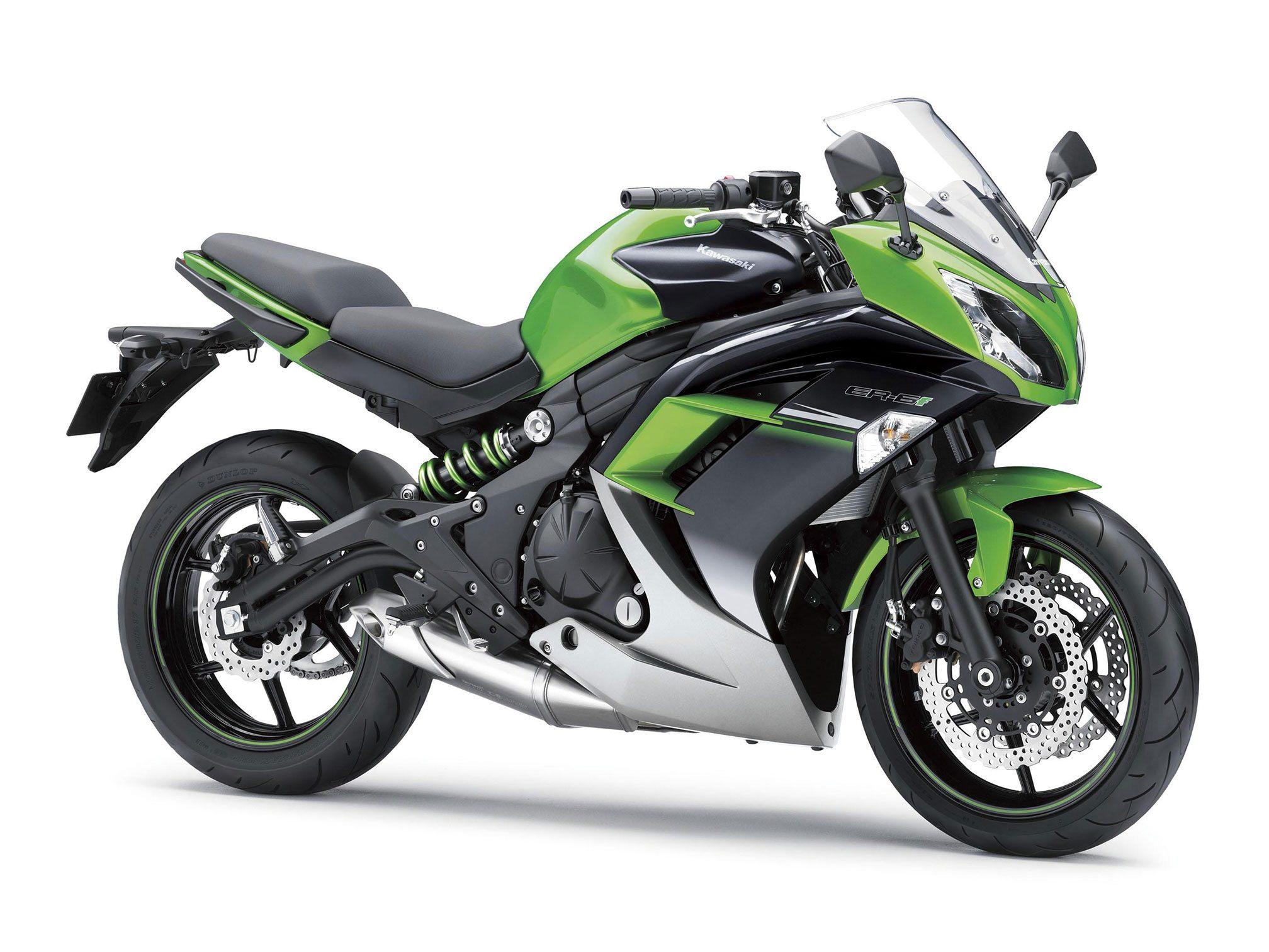 2016 Kawasaki ER6f