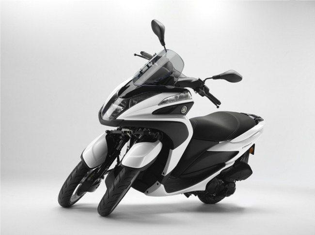 2016 Yamaha TriCity