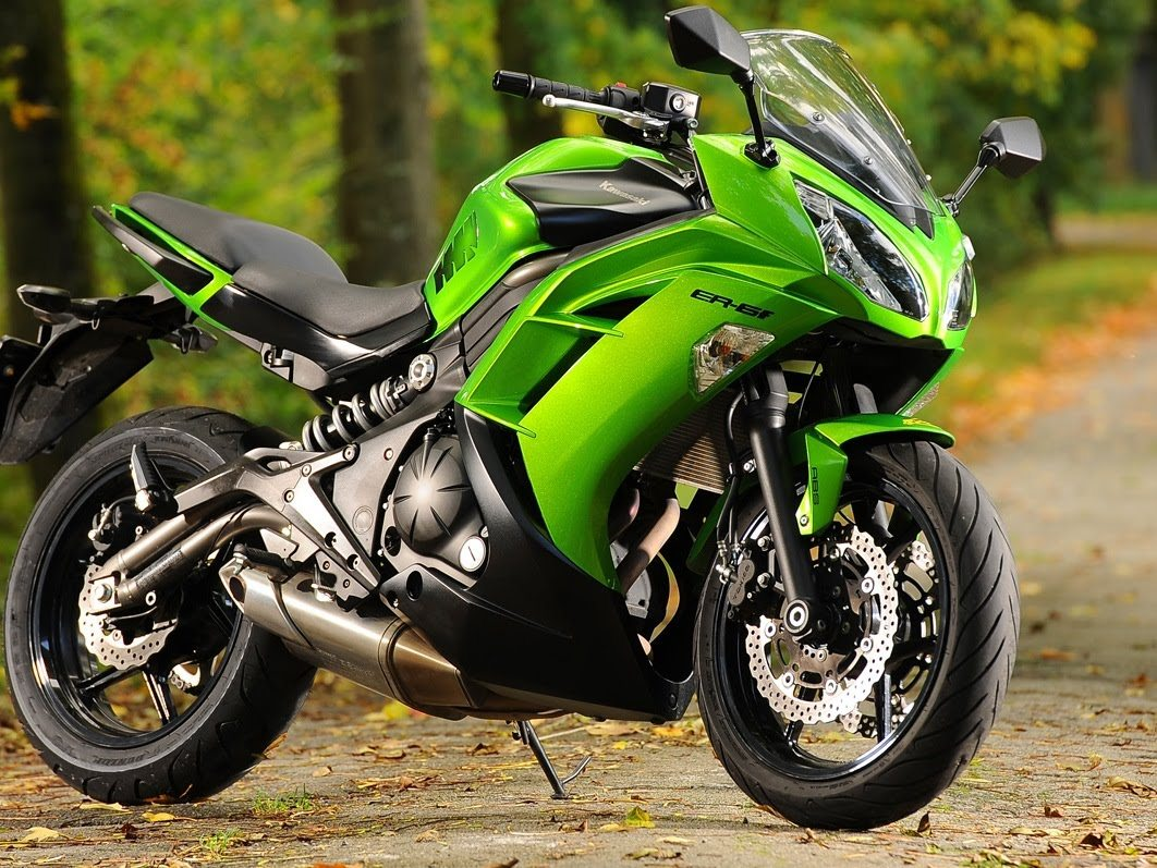 2016 kawasaki er 6f review