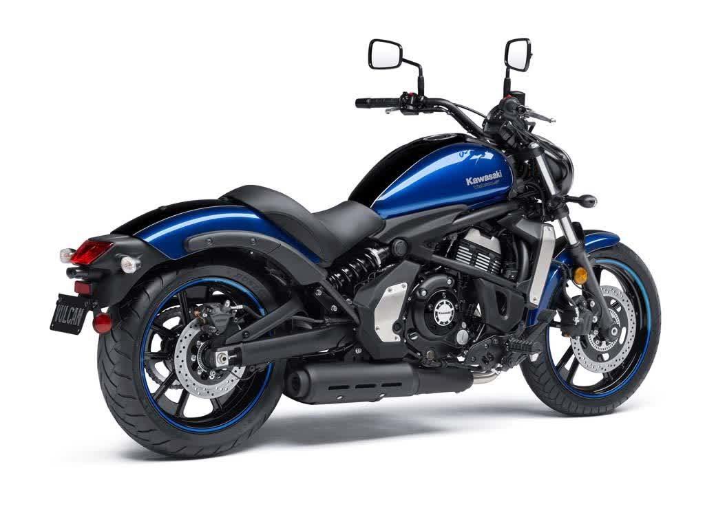 Kawasaki Vulcan Blue