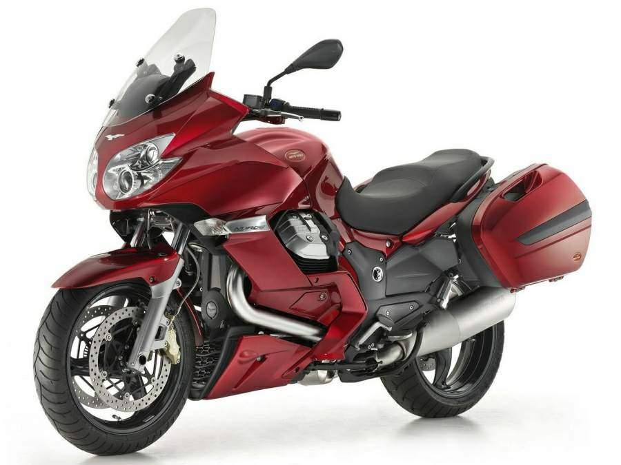 Moto Guzzi Norge Red