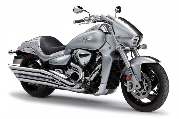 suzuki-boulevard-m109r Side profile