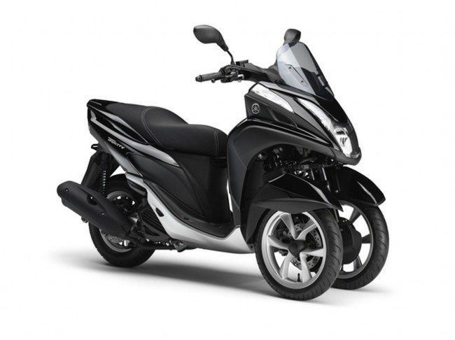 yamaha tricity 3 wheeler