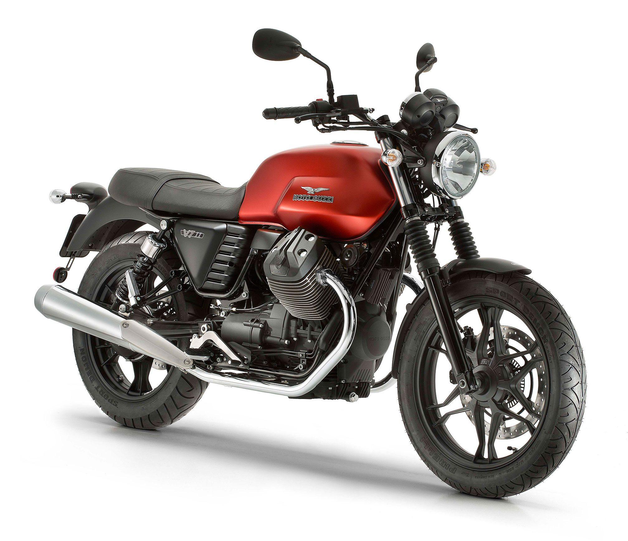 2016-Moto-Guzzi-V7II-Stone Red