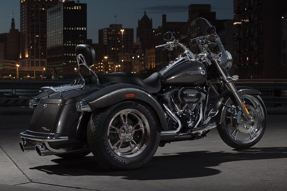 Harley Davidson Freewheeler Colors