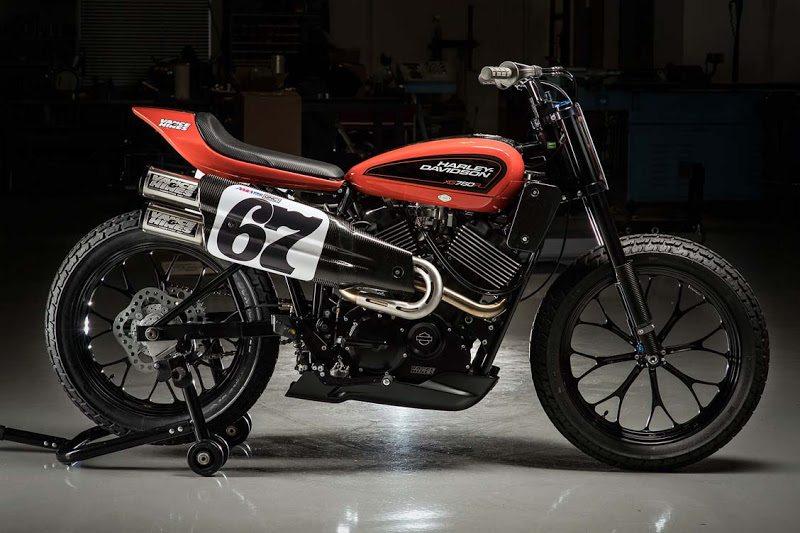Harley-Davidson-XG750R
