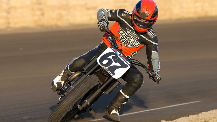 Harley-Davidson-XG750R-flat-track-racer
